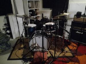 Drum recording west auckland