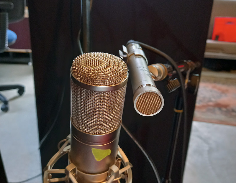 microphones for recording voice